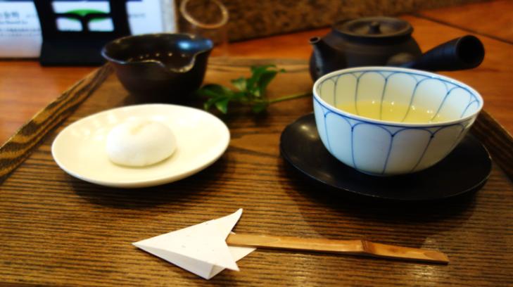 traditional tea in tokyo Japan