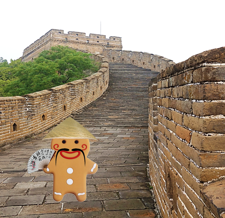 The Great Wall Gingy
