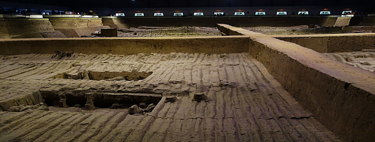 Terracotta Warrior Pit 2