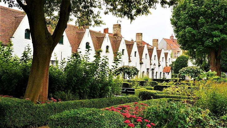 houses in belgium