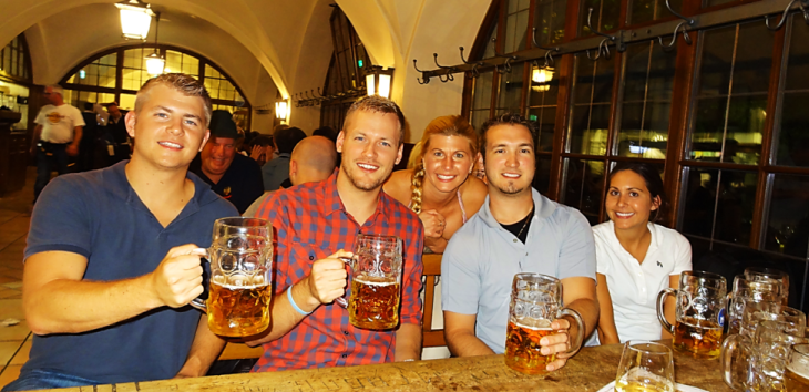 Hofbräuhaus Munich Germany