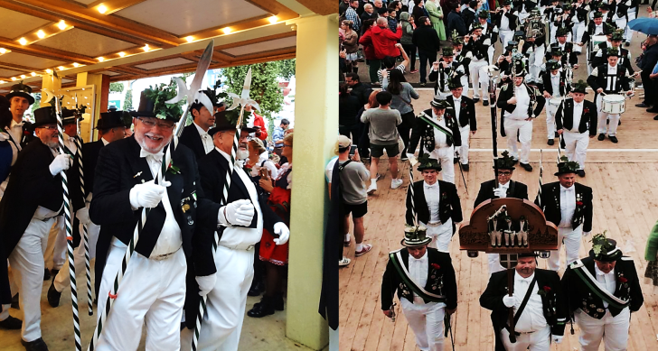 Oktoberfest Marching band