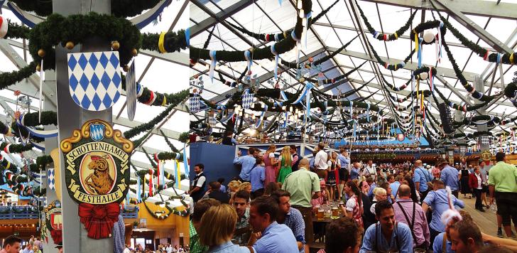 Schottenhamel Tent Munich