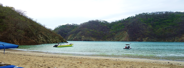 isla tortuga beach costa rica