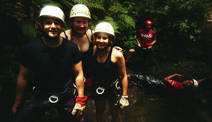lost canyon adventure la fortuna
