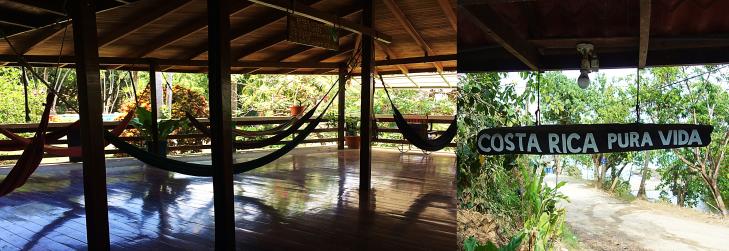 hammocks in montezuma