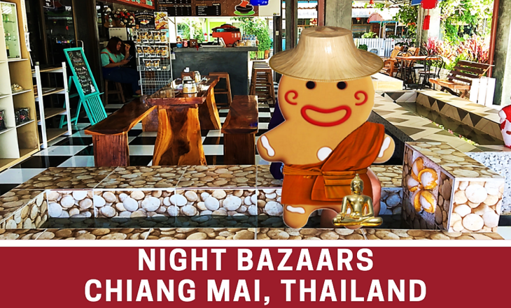 night bazaars chiang mai
