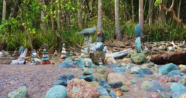 rock garden montezuma
