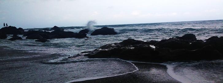 storm in montezuma