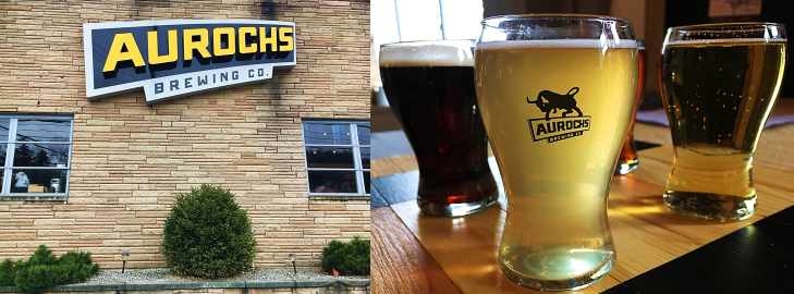aurochs brewing co