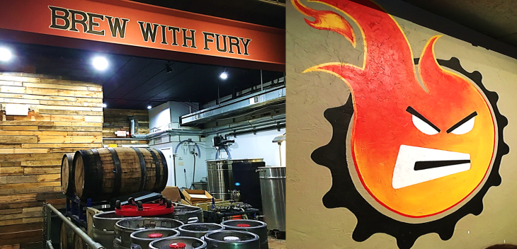 Fury Brewing Company Greensburg