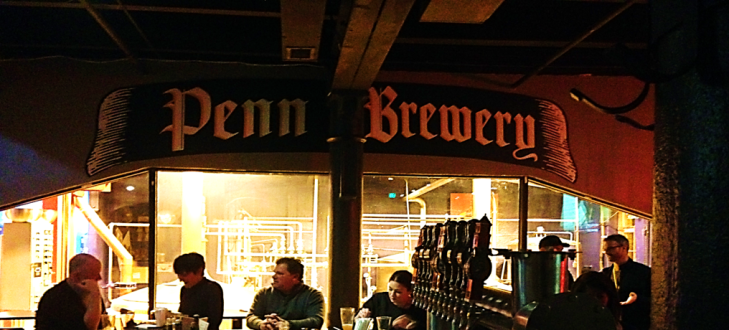 penn brewery bar in pitsburgh