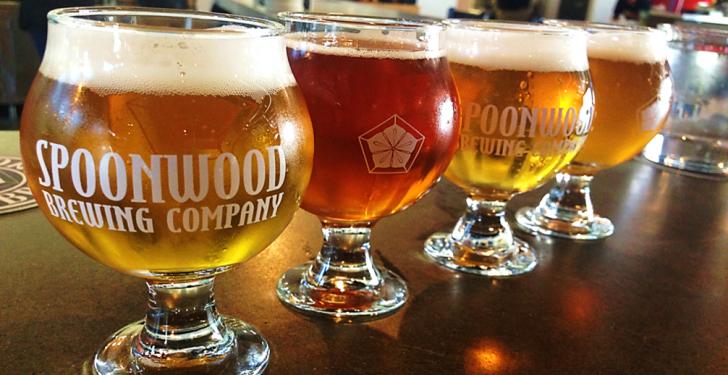 spoonwood brewing company