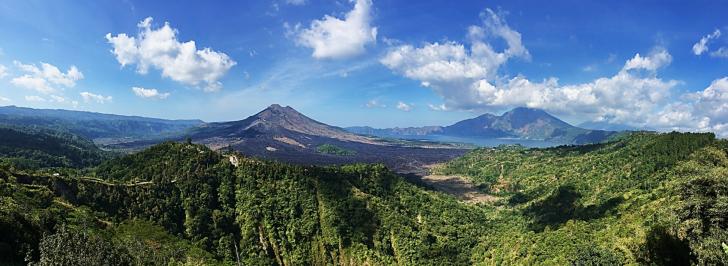 Kintanmi Volcano
