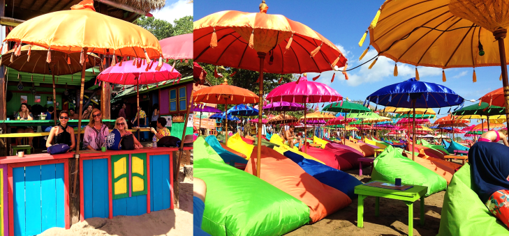 La Plancha Beach Bar Bali