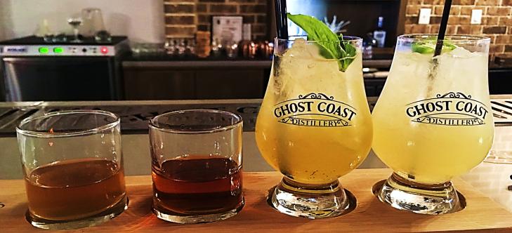 ghost coast distillery savannah