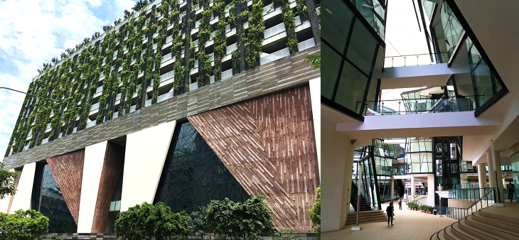 orchard road buildings