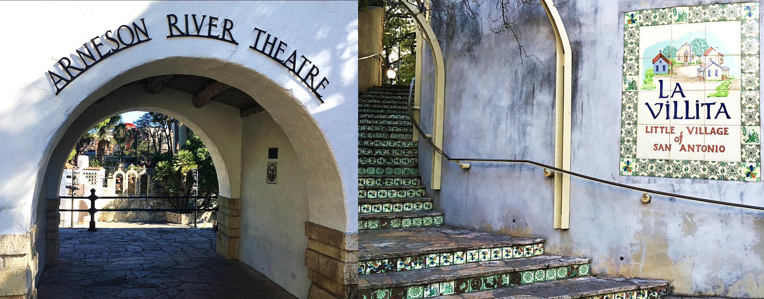 Arneson River Theatre San Antonio