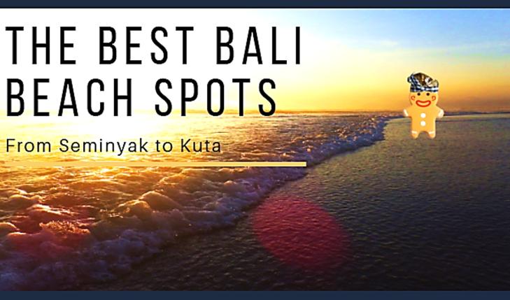 best bali beach spots seminyak to kuta