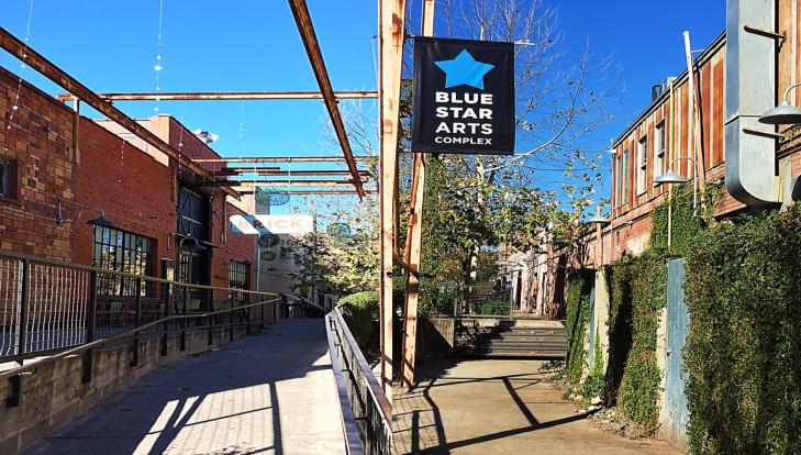 Blue Star Arts Complex San Antonio