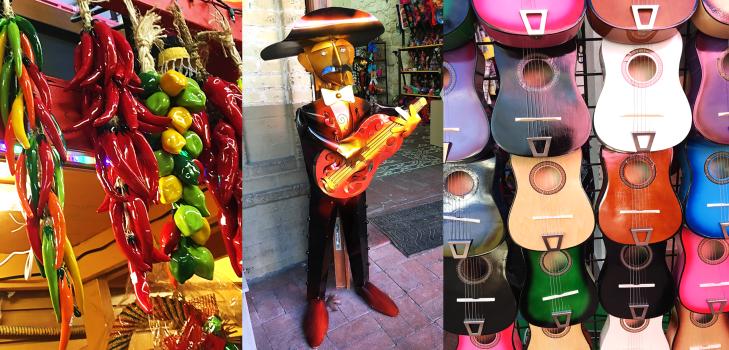 Items for Sale in Market Square San Antonio