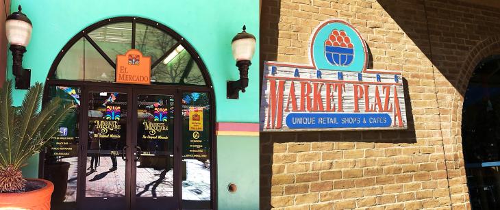 Market Plaza San Antonio Texas