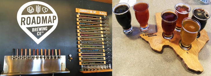 Roadmap Brewing Company san antonio