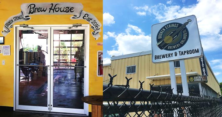 Broken Strings Brewhouse Orlando