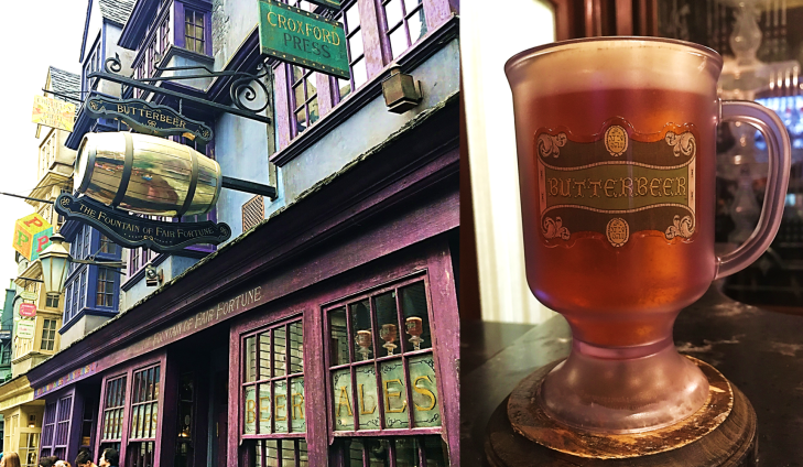 Mug of Butterbeer