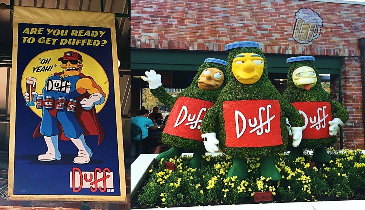 Duff Brewery Guys