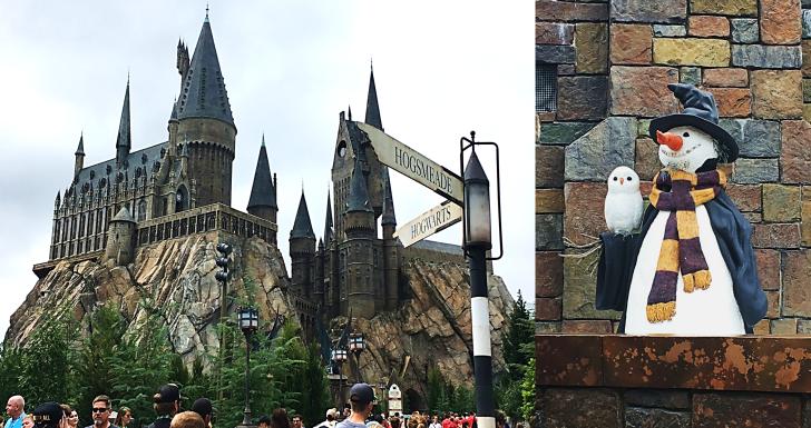 Hogwarts Castle Hogsmeade