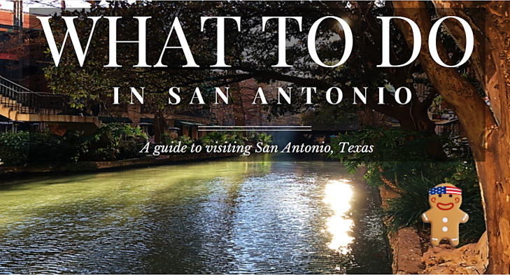 what to do in san antonio gingerbread