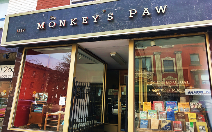 Monkey's Paw Toronto