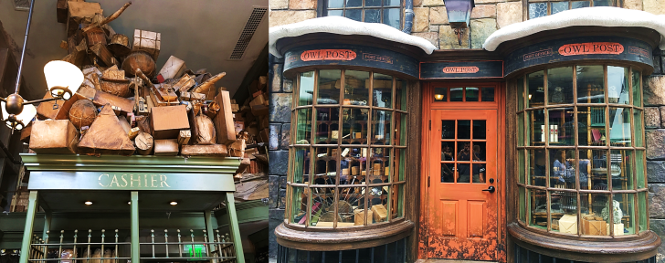 Owl Post Hogsmeade