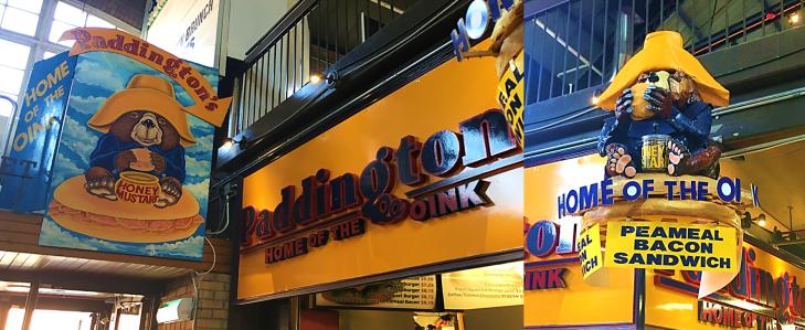 Paddington's Home of the Oink