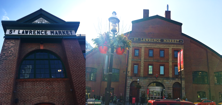 North St Lawrence Market