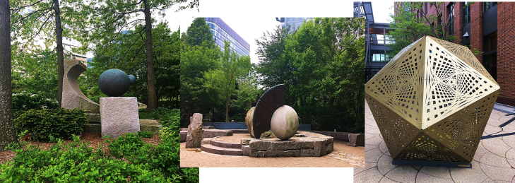boston park statues