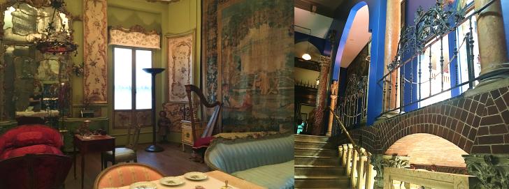 Isabell Stewart Gardner Museum Green Room