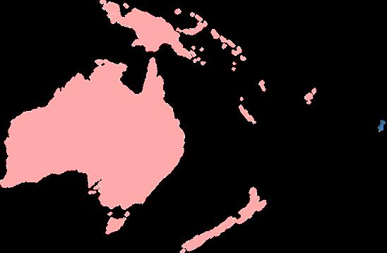 Oceania gingerbread