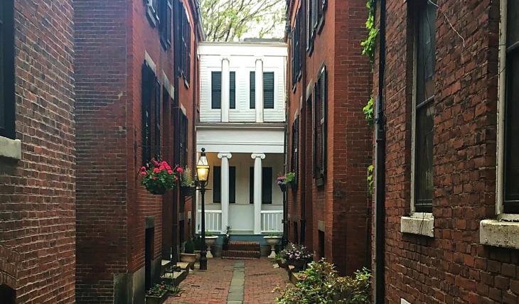 Scarlett O'Hara House Boston