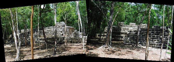 Mayan Ruins in Coba