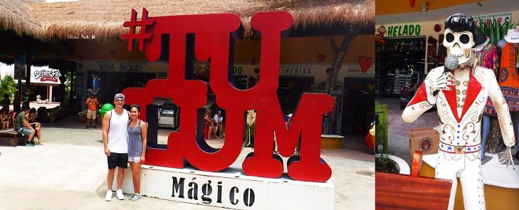 Tulum sign Magico