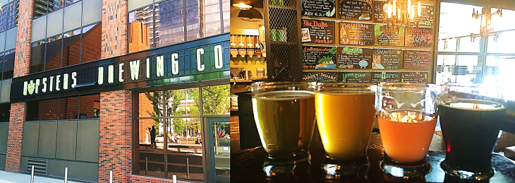 Hopsters Brewing Company Boston