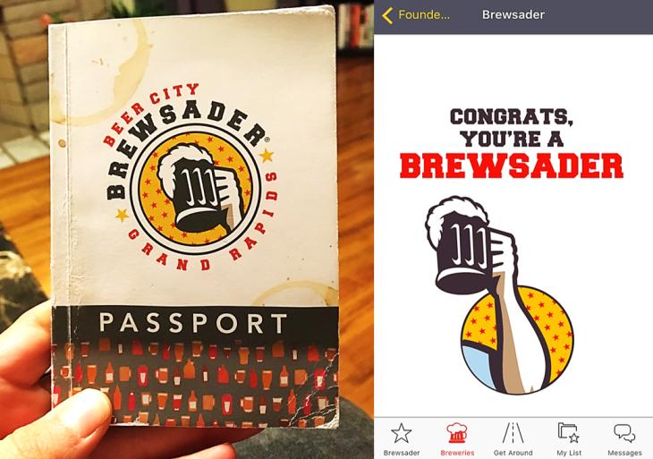 brewsader app