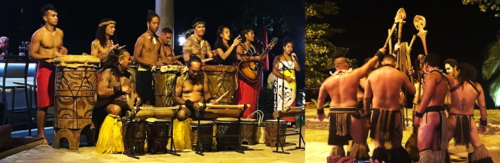 Polynesian performance