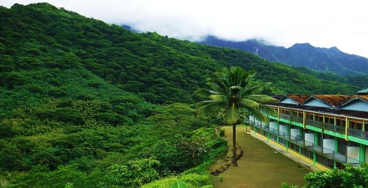 Relais de la Maroto Hotel in Tahiti