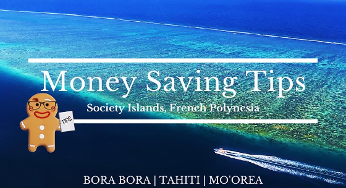 money saving tips in society islands