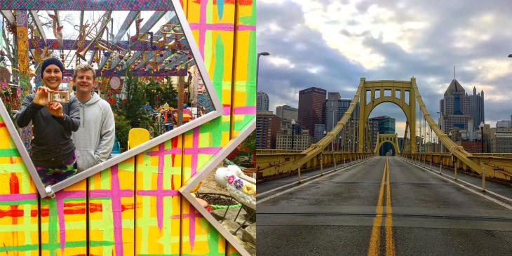 Randyland, Pittsburgh
