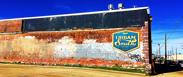 urban south brewery new orleans