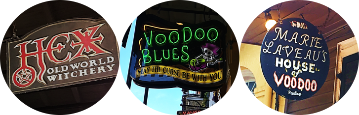 voodoo stores in new orleans